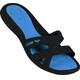 arena Athena Hook Sandals Women black-turquoise